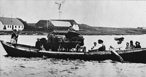 Næssund anno 1919